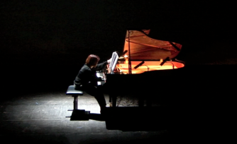 Desde la Ventana (for Piano and Live Electronics) 2012